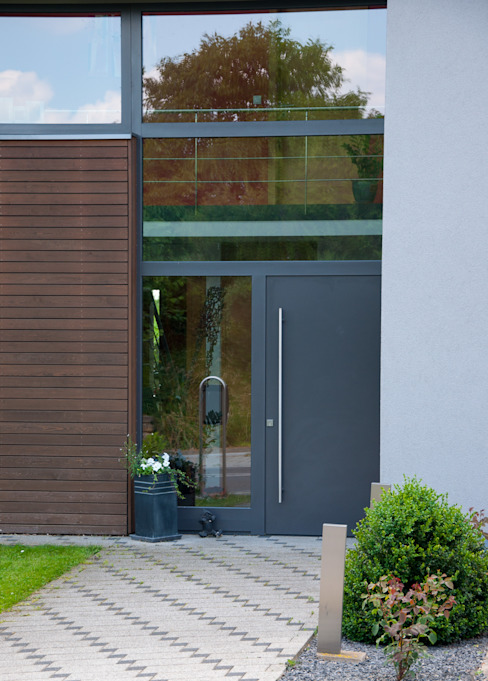 Modern windows & doors by Biffar GmbH & Co. KG Modern