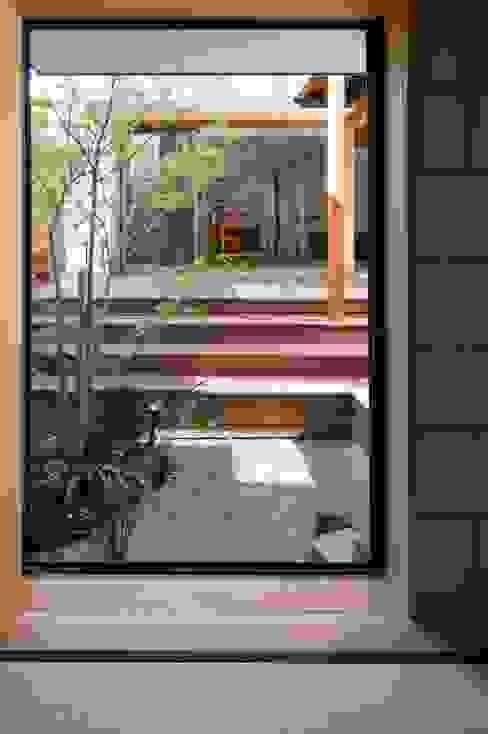 에클레틱 정원 by アトリエ・ブリコラージュ一級建築士事務所 에클레틱 (Eclectic)