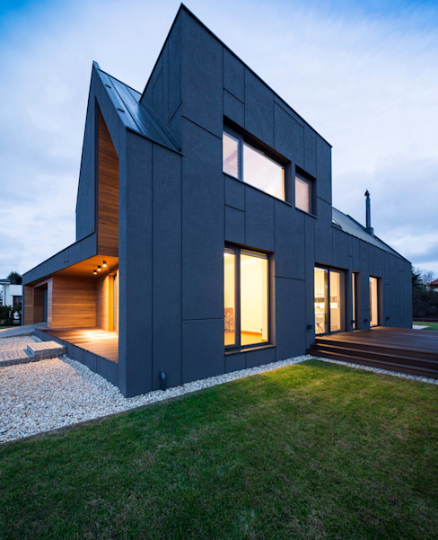Häuser von BECZAK / BECZAK / ARCHITEKCI