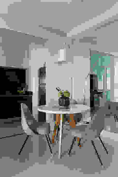 Campo Belo Salas de jantar modernas por Studio GPPA Moderno