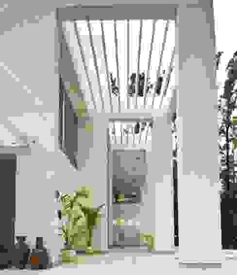 Casas minimalistas de Chaney Architects Minimalista