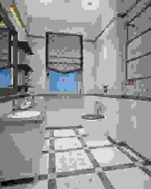GM-interior Country style bathroom