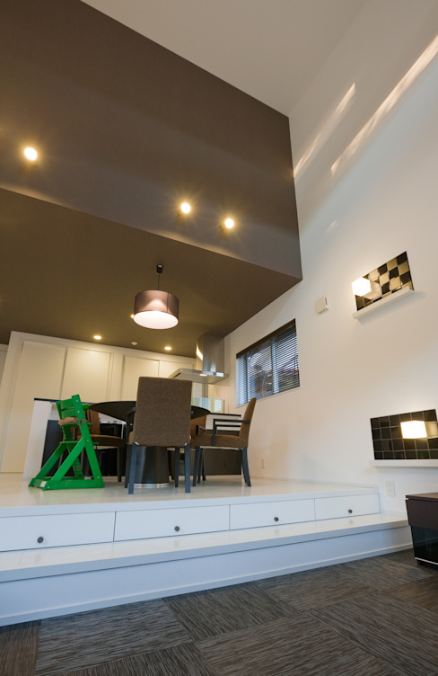 حديث  تنفيذ i.u.建築企画, حداثي البلاط