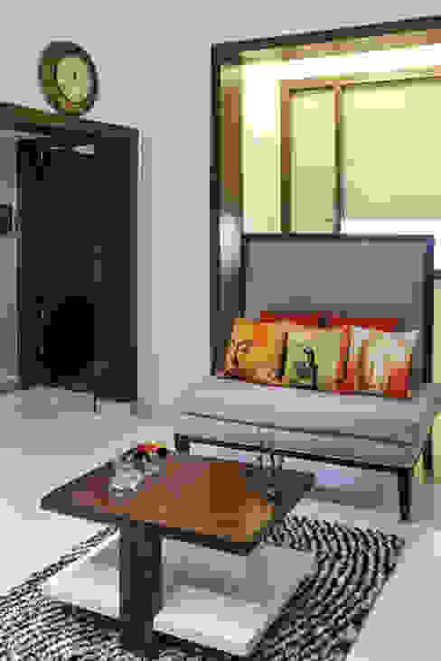 Living room by Studio Ezube, Modern