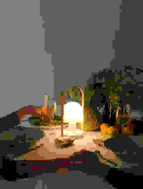 Lámparas estilo nórdico Bodegas de estilo asiático de iLamparas.com Asiático