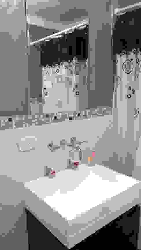 Baños modernos de DS Arquitectos Moderno