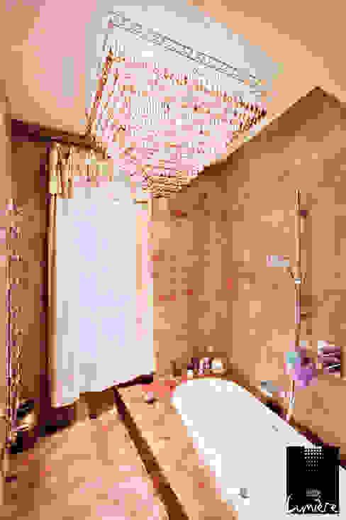 Salle de bain Salle de bain moderne par Jeux de Lumière Moderne