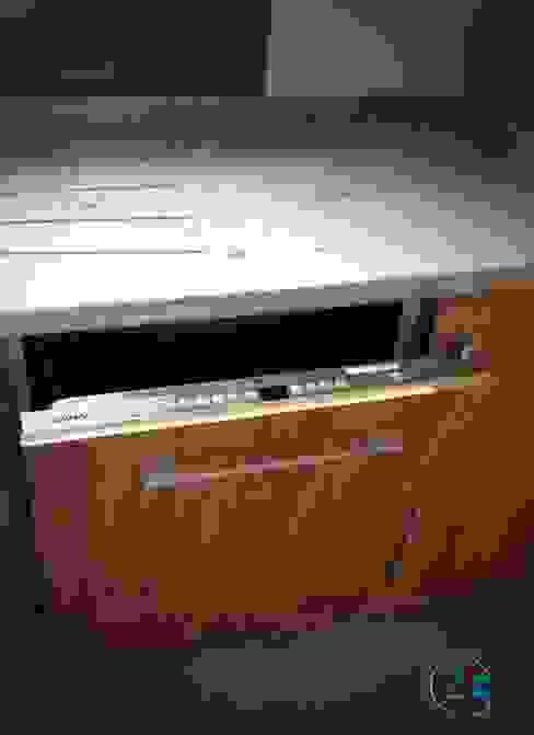 Lavavajillas panelable con mandos ocultos de Almacén de Carpintería Gómez Moderno