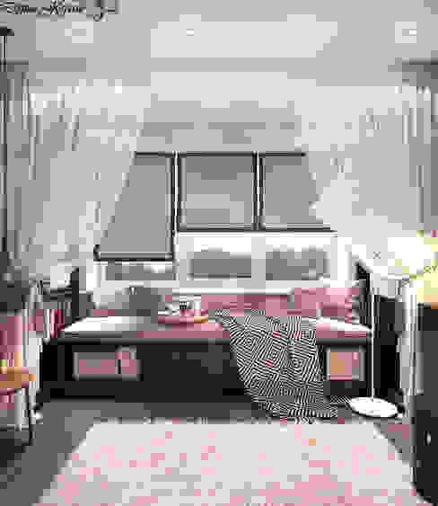 Спальня : Спальни в . Автор – Your royal design, Классический