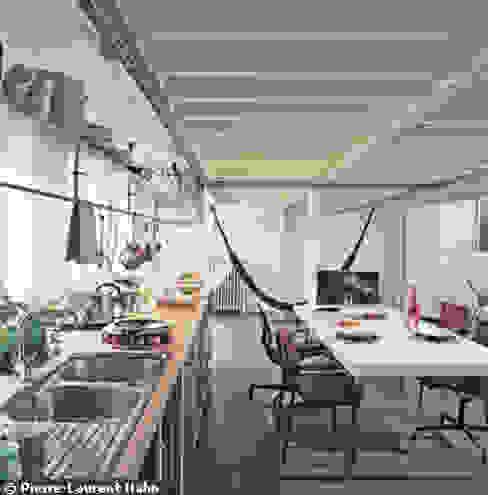 Cuisine Cuisine minimaliste par 111 architecture Minimaliste