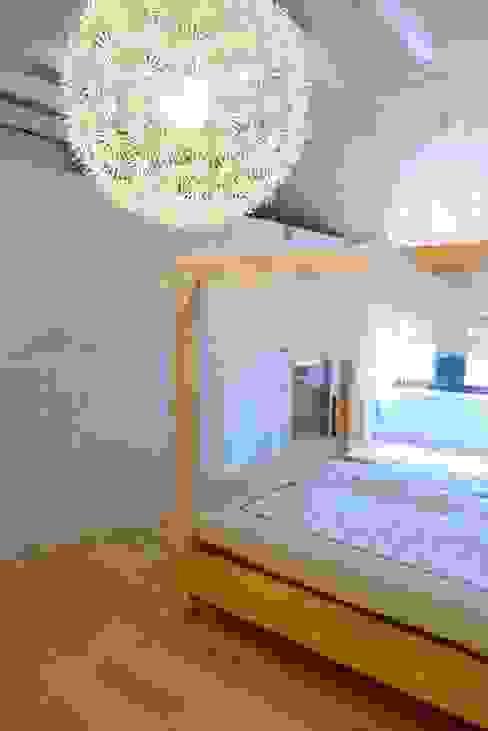 Modern style bedroom by seweryn pracownia Modern