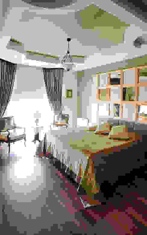 Mekan Tasarımı Modern Yatak Odası Bilgece Tasarım Modern