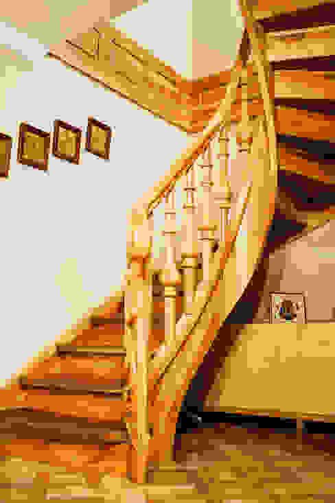 Mekan Tasarımı Modern Koridor, Hol & Merdivenler Bilgece Tasarım Modern