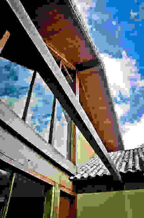 Projekty,  Domy zaprojektowane przez Carlos Eduardo de Lacerda Arquitetura e Planejamento , Wiejski