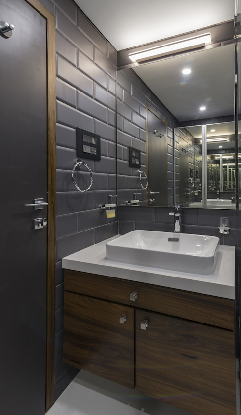 Residential - Marine Drive: modern  by Nitido Interior design,Modern Wood Wood effect