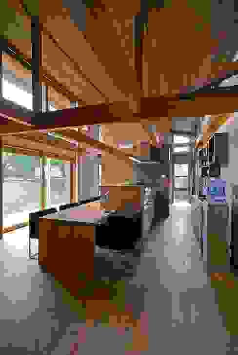 岩神の家: ATELIER Nが手掛けたキッチンです。,オリジナル