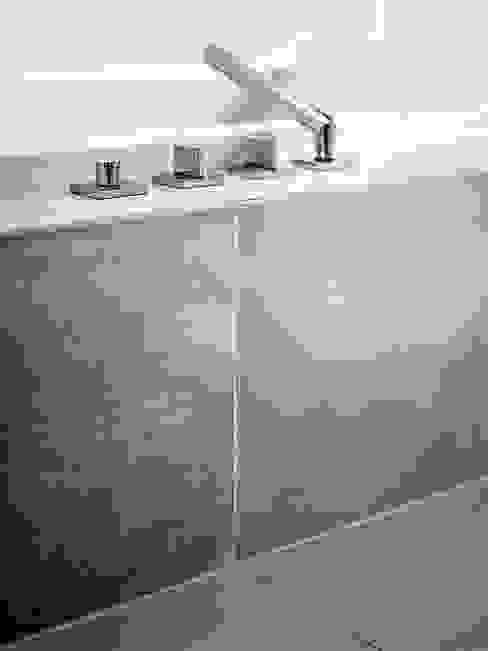 Minimalistische badkamers van Skandella Architektur Innenarchitektur Minimalistisch