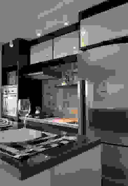 Cuisine moderne par Mmaverick Arquitetura Moderne