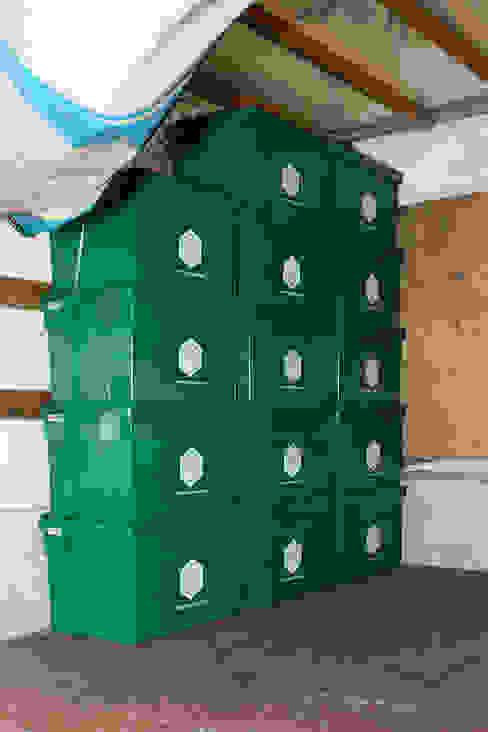 Ein Umzug in Berlin von Boxie24 Lagerraum Minimalistisch