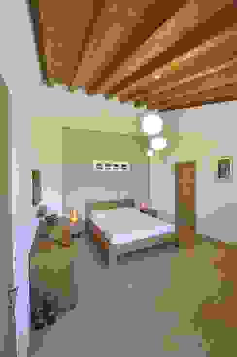 Habitaciones de estilo clásico de Architetti Baggio Clásico