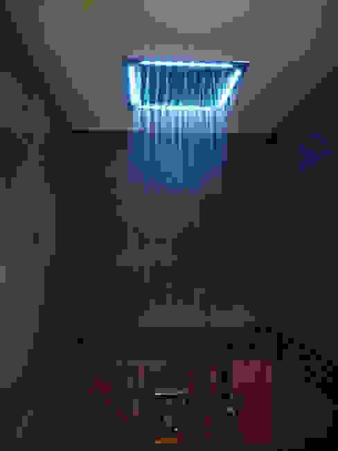 Maison contemporaine Salle de bain moderne par Atelier JP Bouvee Moderne