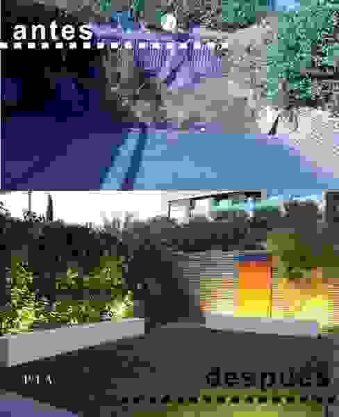 Garden by Paisajismo e Ingeniería Aplicada, Classic