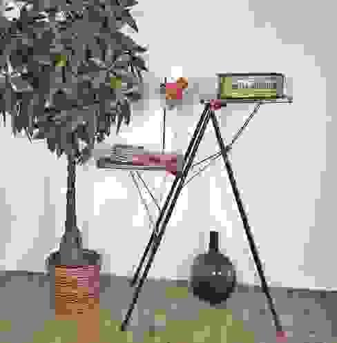 Projekty,   zaprojektowane przez Martina Vintage, Skandynawski Syntetyk Brązowy