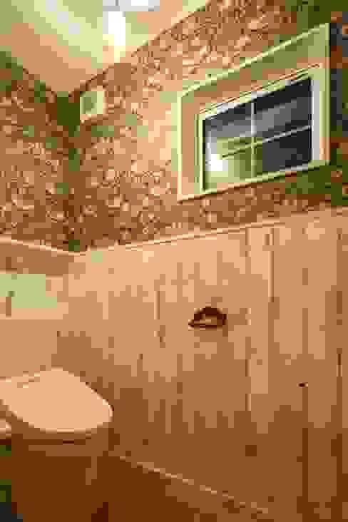 Salle de bain industrielle par dwarf Industriel