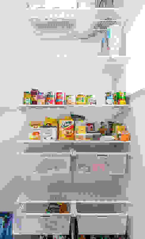 Elfa Project Photos : Storage solutions for every room Cocinas modernas: Ideas, imágenes y decoración de Pamela Kilcoyne - Homify Moderno