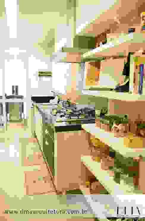 Cozinha Cozinhas modernas por DMA Arquitetura e Interiores Moderno
