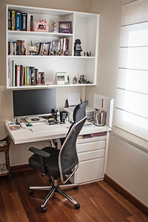 Estudios y oficinas modernos de Lozí - Projeto e Obra Moderno