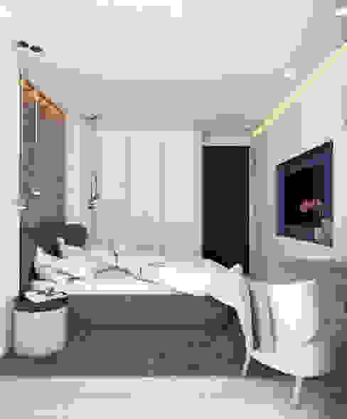Kamar Tidur Modern Oleh tatarintsevadesign Modern