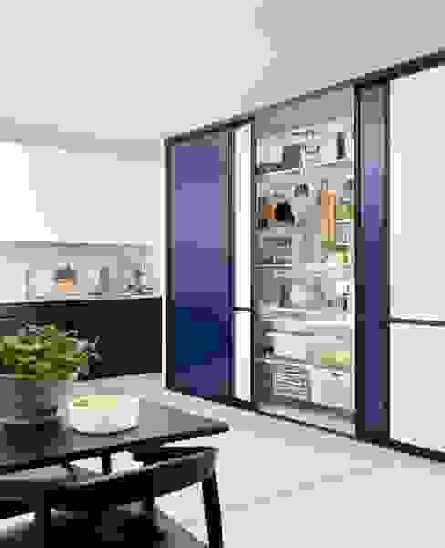 Elfa Deutschland GmbH Modern Kitchen MDF Blue
