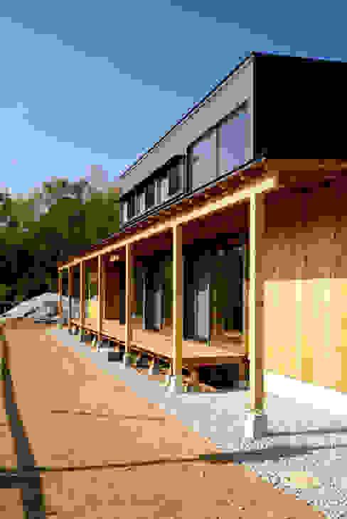 牟礼の家 北欧風 家 の エイチ・アンド一級建築士事務所 H& Architects & Associates 北欧