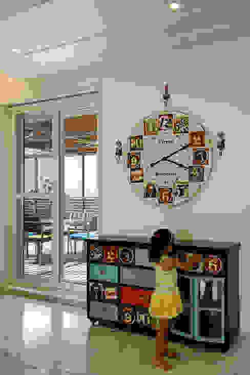 Nikhil patel residence Kamar Bayi/Anak Modern Oleh Dipen Gada & Associates Modern