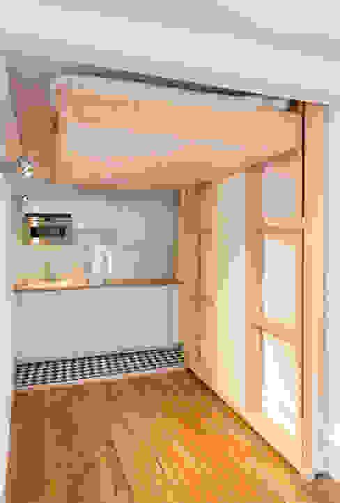 Kitchen by mon concept habitation, Minimalist