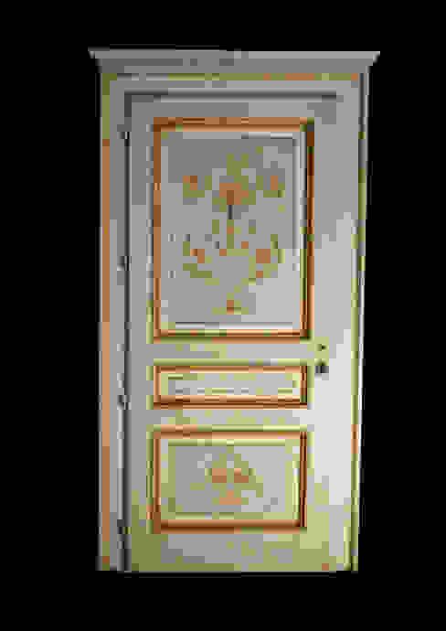 Realizzazioni LAB - officina d'arte & restauro Puertas y ventanas de estilo moderno
