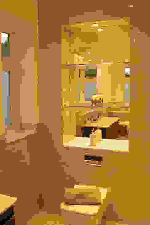En Suite Bathroom Baños de estilo moderno de Flairlight Designs Ltd Moderno