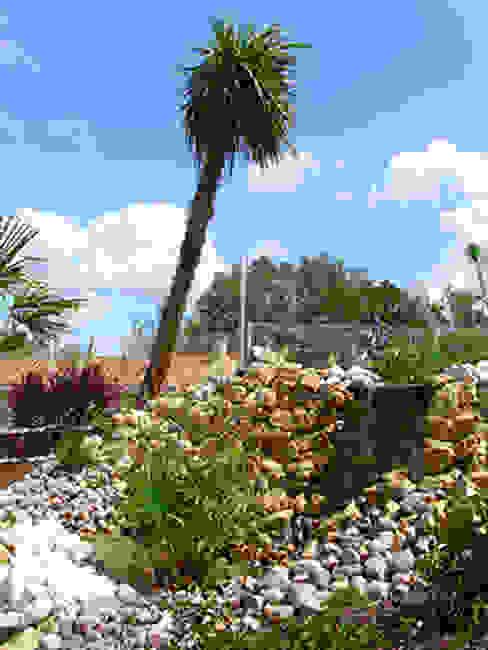 Сад в средиземноморском стиле от JARDINS DE L'AVENIR Средиземноморский