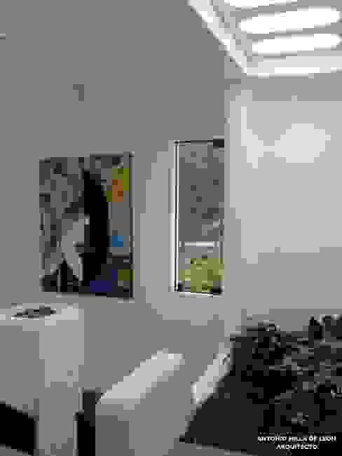 Phòng khách phong cách thực dân bởi Antonio Milla De León Arquitecto Thực dân