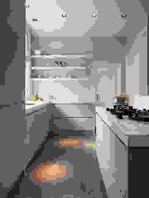 Villa Hilversum Designa Interieur & Architectuur BNA Klassieke keukens
