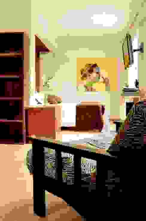Salon de style  par sm arquitectura, Moderne