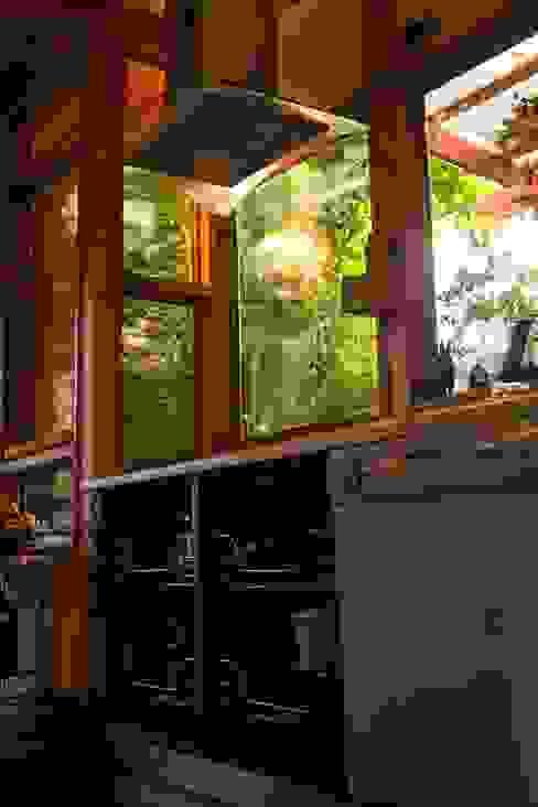 Artefactos Cocinas de estilo rústico de homify Rústico Madera Acabado en madera