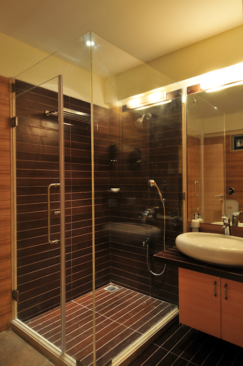 Asian style bathroom by homify Asian Tiles