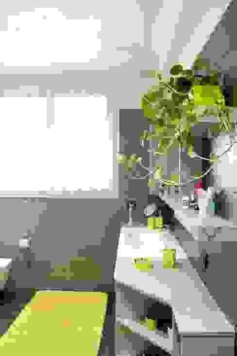 bagno casa prefabbricata CasaAttiva Bagno moderno