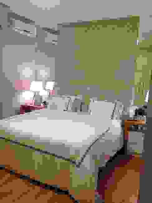 Scandinavian style bedroom by GEA Arquitetura Scandinavian