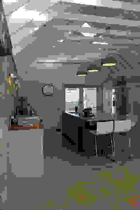 Kitchen/ Dining Aitken Turnbull Architects Cuisine rustique