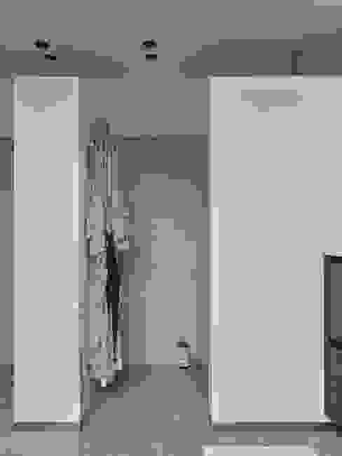 Monument aan de waterkant - vergunningsvrije uitbreiding:  Badkamer door ENZO architectuur & interieur,
