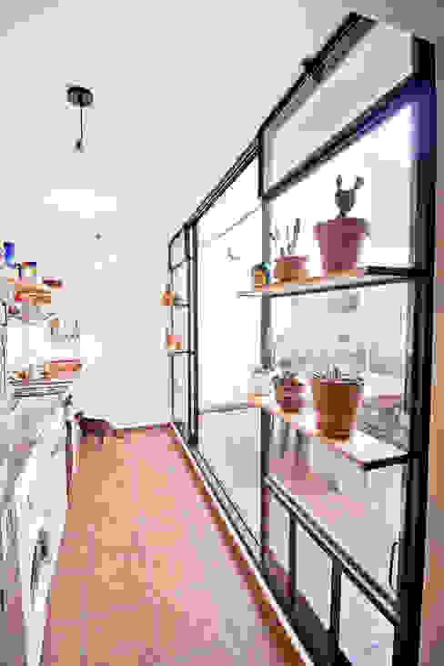 Reforma JBJ: Cocinas de estilo  por CA.ZA,Moderno Cerámico