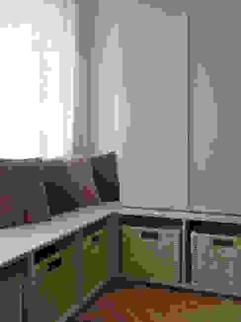 sala de juegos niños Dormitorios infantiles de estilo moderno de KRAUSE CHAVARRI Moderno Aglomerado